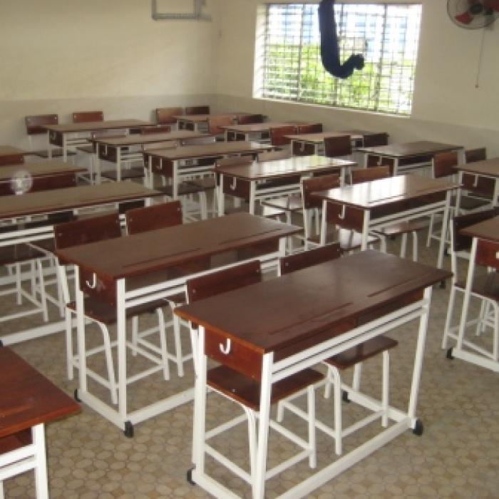Bàn ghế học sinh BHS-008